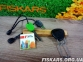Набор для барбекю Light My Fire FireLighting Kit Green/Black LMF (50674740) 9