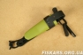 Нож morakniv (мора) Eldris Colour Mix 2.0 Green (12633) 11
