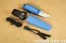 Нож morakniv (мора) Eldris Colour Mix 2.0 Blue (12631) 13