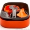Набор посуды Wildo® CAMP-A-BOX® DUO Light - Orange / Dark Grey (6657) 0