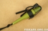 Нож morakniv (мора) Eldris Colour Mix 2.0 Green (12633) 12