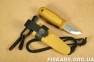 Нож morakniv (мора) Eldris Colour Mix 2.0 Yellow (12632) 2