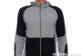 Худи Puma (Пума) Evostripe Men's Full Zip Hoodie Medium Gray Heather 583467_03 4
