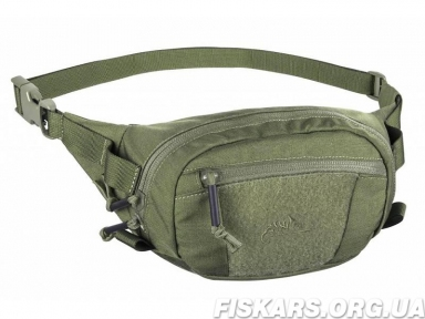 Сумка Helikon-TEX POSSUM – Cordura (Adaptive Green) олива