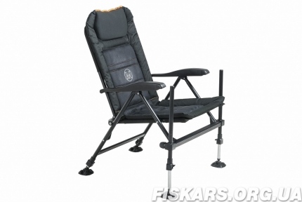 Кресло карповое Mivardi Чехия до 140 кг Chair Comfort Feeder  (M-CHCOMF)