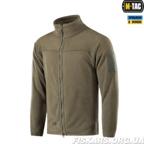 M-Tac кофта Fleece Cold Weather Army Olive 70007062