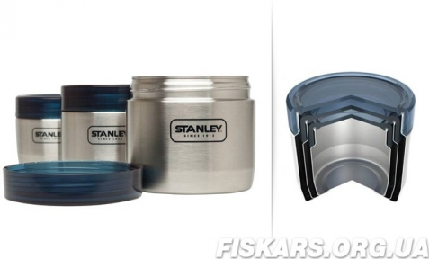 Набор посуды STANLEY Adventure Canister Set (10-02108-002)