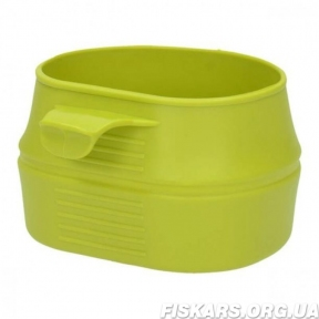 Чашка Wildo Fold-a-Cup Big (Lime), 600 мл 14605915