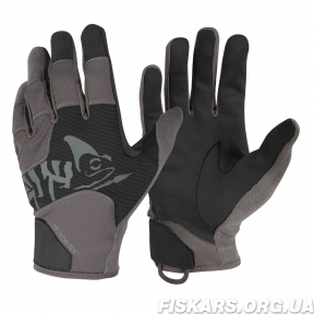 Перчатки Helikon-Tex® All Round Tactical Gloves Black/Shadow Grey
