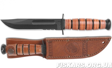 Военный нож KA-BAR 1219 - ARMY The Legend - Serrated