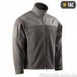 M-Tac куртка Hexagon Alpha Microfleece Jacket Olive (20202001)