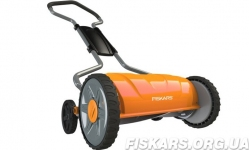 Газонокосилка Fiskars StaySharp™ Plus Reel Mower (113872/1015649)