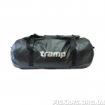 Гермосумка туристическая Tramp TRA-204 (Black), 40 л
