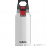 Термос SIGG original Flask Hot & Cold ONE Whit 300 мл. Белая (8540.10)