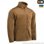 M-Tac куртка Alpha Microfleece Gen.II Coyote Brown (20411017)