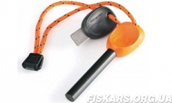 Огниво с кресалом FireSteel Army 2.0 Orange 11103610