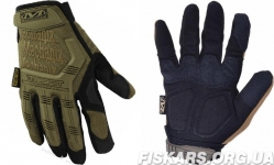 Тактические перчатки mechanix contra pro. - coyote M, L, XL (Mex-coyot) - реплика