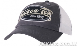 Бейсболка Helikon Trucker Logo Cap Shadow Grey/White (CZ-TLC-CT-3520A)