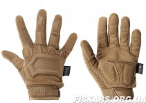 Перчатки тактические Tactical Handschuhe Action (Coyote) MFH (Max Fuchs) 15843R