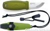 Нож morakniv (мора) Eldris Colour Mix 2.0 Green (12633)